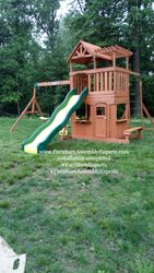swing set installers in cockeysville MD