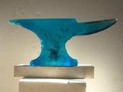 Glass Anvil