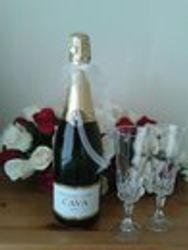 A Bottle of Bubbly for Two
