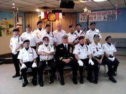 Post 273 Honor Guard