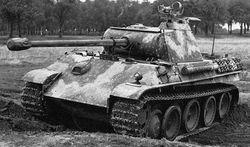 Lat Panther Tank:
