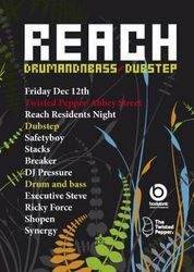 2008.12.12 - Reach Residents Night @ Mud - Dublin