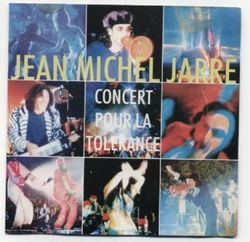 Concert Pour La Tolerance CD