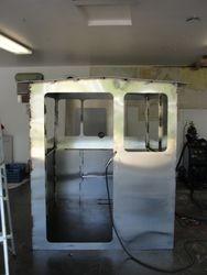 Boat Cabin rear