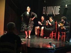 Flamenco in Ronda, Spain, 2018.