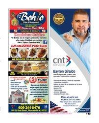 EL BOHIO RESTAURANT / CNT SERVICES LLC