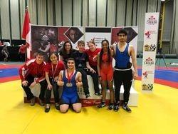 2018 - Cadet/Juvenile National Championships (Edmonton, AB)