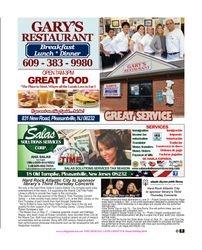 Gary's Restaurant / Salas Solutions Corp