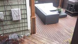 Handrail Missing...
