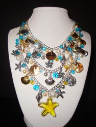 Barbie's Sea Charms Necklace