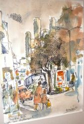 BREST rue de la Porte no1