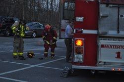 Watertown FD Junior Corp. Training.  April 21, 2014