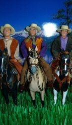 Bonanza 3 on Horses by Bill