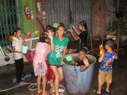 Songkran days