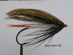 Spey Snow Fly