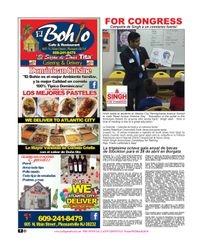 EL BOHIO - SINGH FOR CONGRESS -  2M. FOR AC