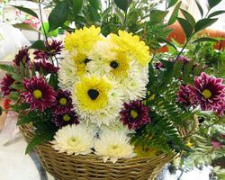 Doggy Gift Basket
