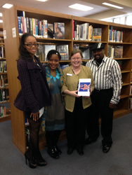 Presentation of  the Race and Ethnic Studies Journal at the Goodwood Library