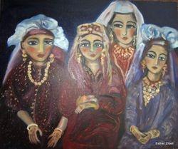Sefaradic Brides
