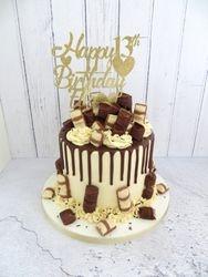 Bueno Drip Cake