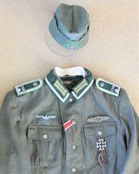 156 Jager Regiment NCO: