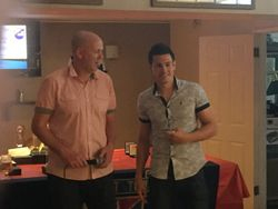 Caldicot Town Reserve Team Managers Player - Simon Crook