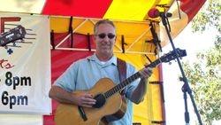 Jim Sanders, Tumbleweed Festival, Garden City KS, 2010