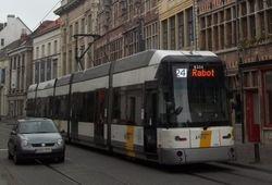 Siemens #6304 on Burgstraat