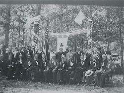 Gettysburg Reunion