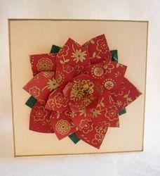 'Perfect Poinsettia' Layering Template 2