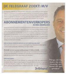 Add Telegraaf
