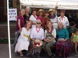 Ladies of Sacred Heart Mission