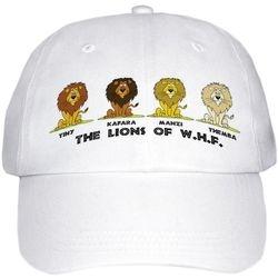 Lions of WHF Baseball cap