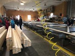 Braun Building Truss Plant