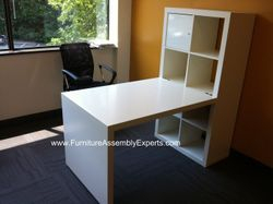 ikea expedit desk installation service springfield VA
