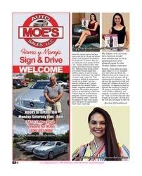 Moe's Auto sales / Karina DeCasablanca