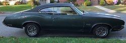 37. 70 Oldsmobile 442