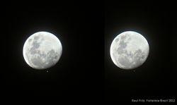 Jupiter occultation on Christmas Day 2012