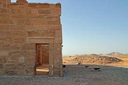 Lake Nasser : Temple of Maharraka