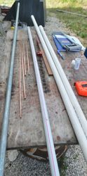 I am building a 3 element 2M Yagi for Link