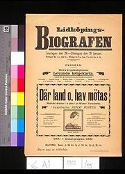 Dar land och hav motas (Um das Gluck betrogen) 1913
