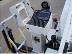 Rear Mount Controls