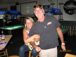 Lovers, Anglers, Friends.. Eric and Kathy!