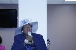Honree Councilwoman Hawnethia Williams