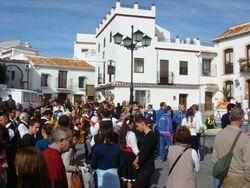 Plaza Balcón de la Axarqía