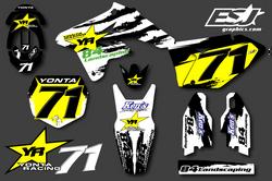 Yonta Racing's RMZ250