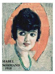1918 MABEL NORMAND COVER