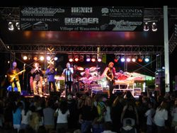 Waucondafest - The Ides of March