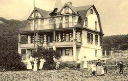 Hotell Olympia (Villa Olympia) 1909