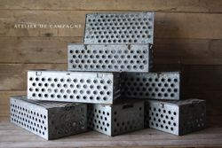 #29/046 FRENCH OYSTER CRATES